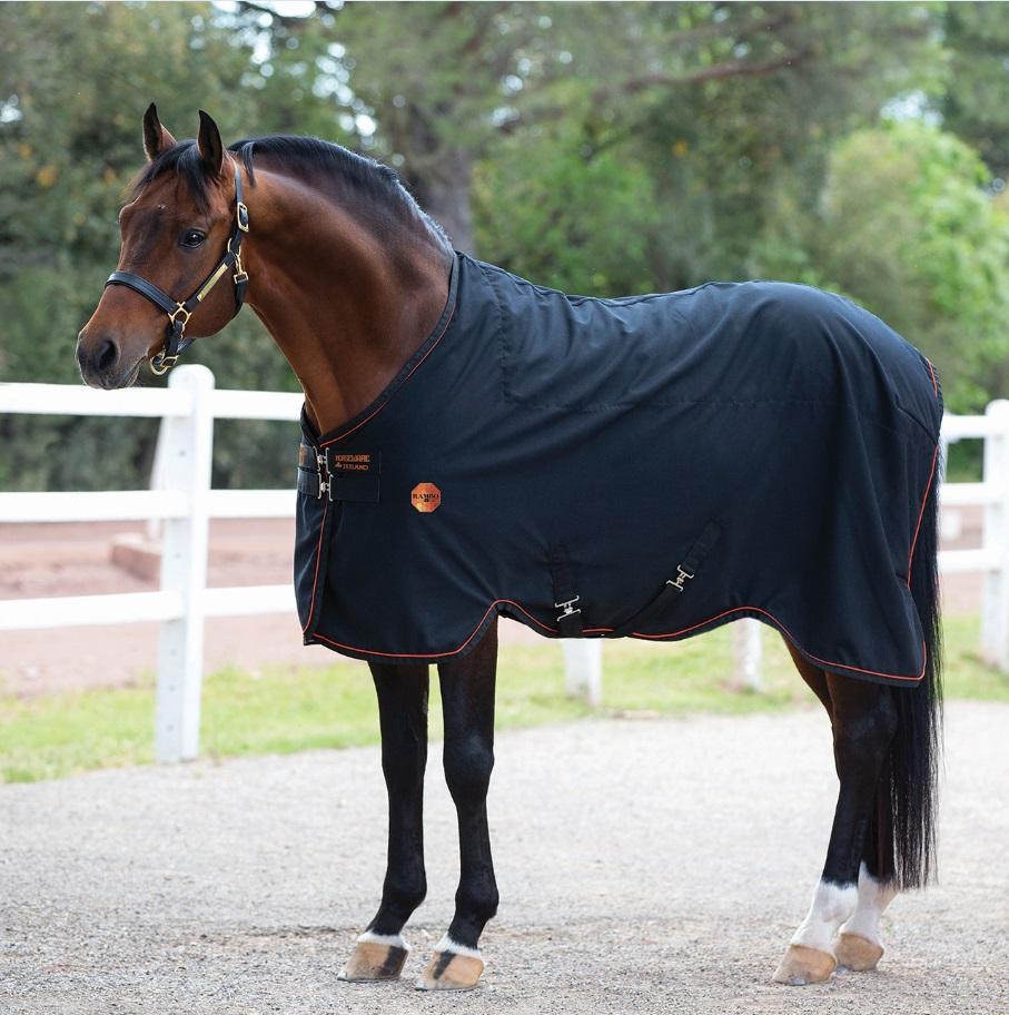 manta caballos rambo ionic