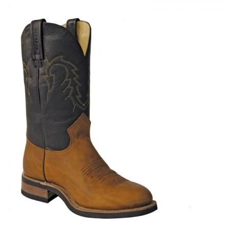 bc55ca16c Botas western Billy Cook para montar a caballo según el estilo cowboy.
