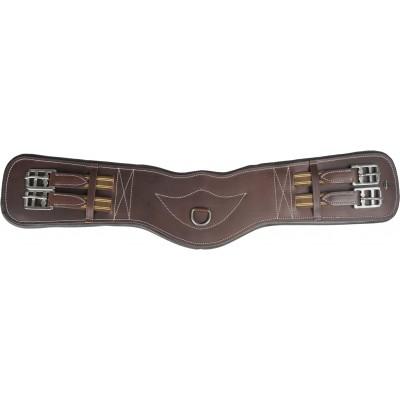 Cincha Doma Dressage marrón.