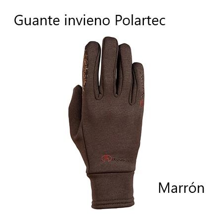 guante roeckl polartec