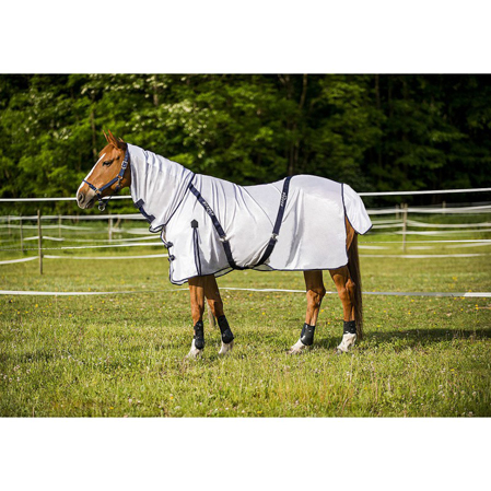 manta antimoscas caballo