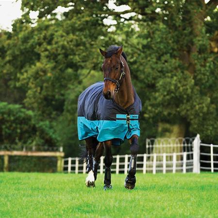 Manta caballos exterior Mio.