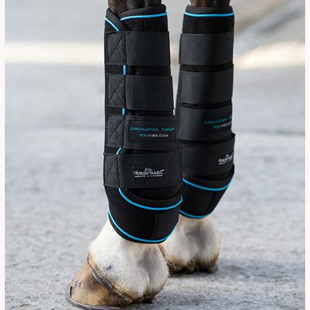 Protector Ice Vibe tendon vista trasera.