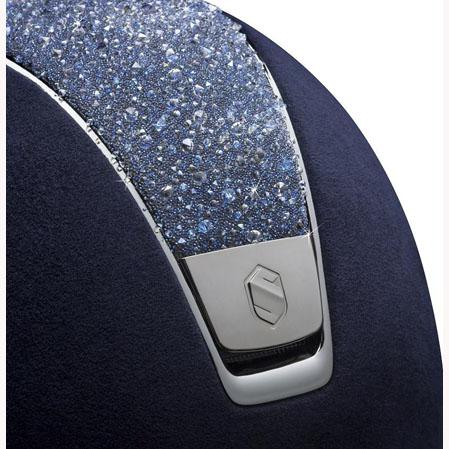 Samshield Premium Crystal Medley azul.