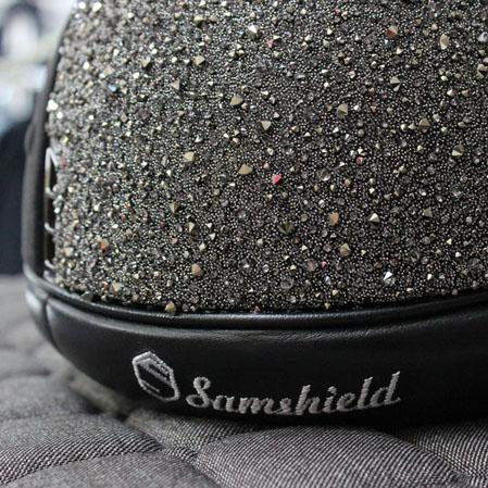 Samshield Crystal Medley posterior.