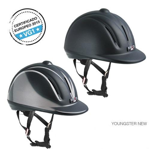 casco equitación youngster new