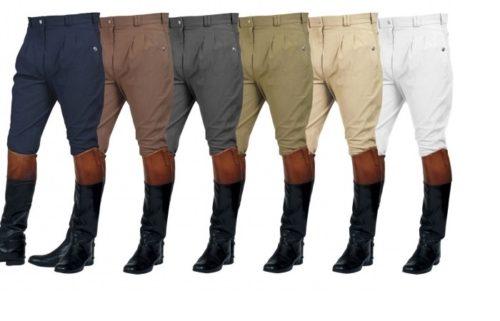 Pantalones montar hombre