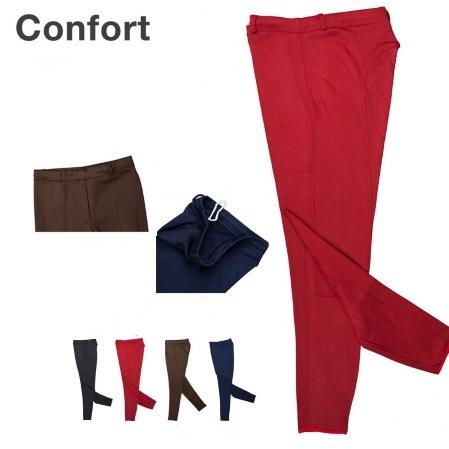 pantalones hipica zaldi confort unisex