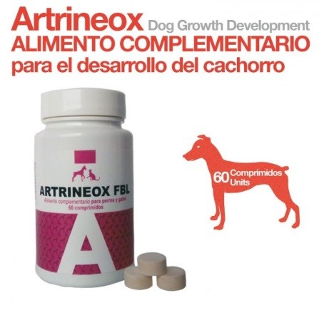 artrineox complemento cachorro