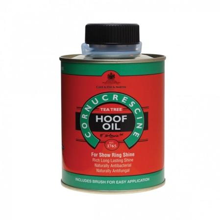 aceite cascos cornucrescine