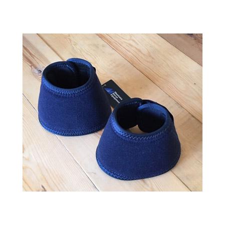 Campanas caballos Coolmax azul marino.