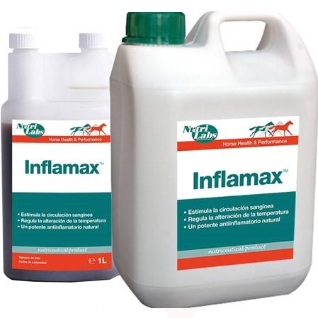 Antiinflamatorio caballos Inflamax.