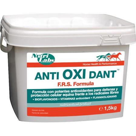 Antioxidante caballos.