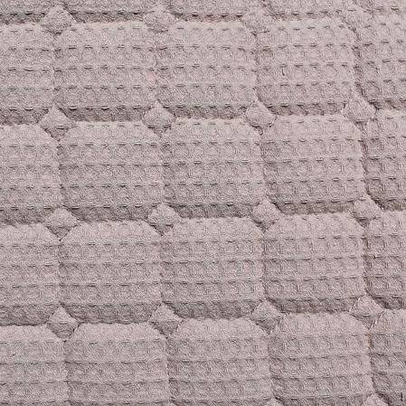 Mantilla Zanahoria interior nido de abeja.