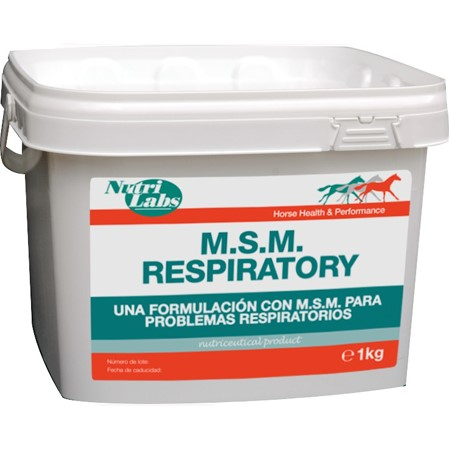 MSM Respiratory caballos.