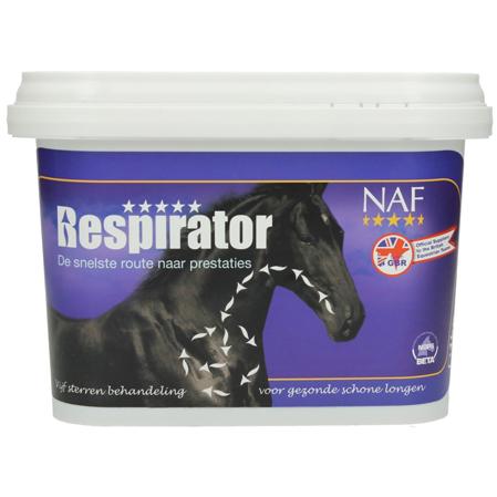 Respirator caballos.
