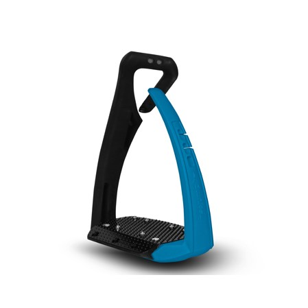 Estribo Freejump Soft´Up Pro azul.