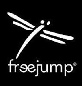 Freejump logo.