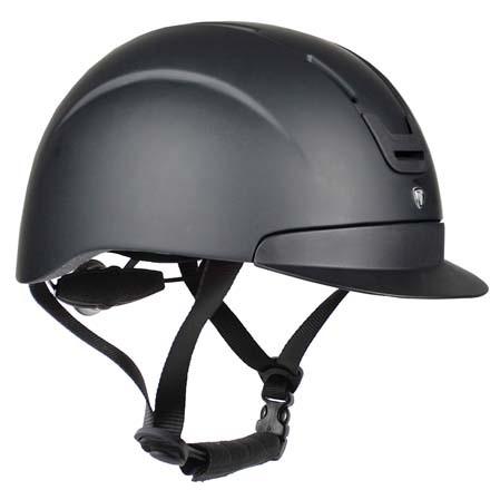 Open casco hípica debutante.
