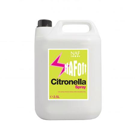 Repelente citronela Naf Off 2´5 litros.